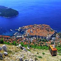 Dubrovnik and The Montenegro Coast (Self Drive)