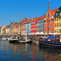 Stockholm - Copenhagen - Oslo - Bergen by Air