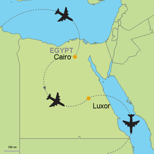 Cairo Luxor Customizable Itinerary From Asia Tripmasters Com