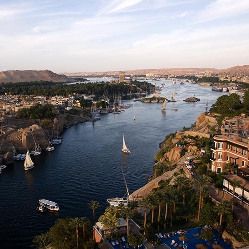 Cairo - Aswan - Nile Cruise - Luxor - Alexandria