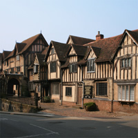 Treasures of England (Self Drive)