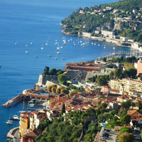 Paris - Nice and the Hilltowns of the Riviera