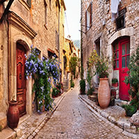 Charming Villages of Provence (Self Drive)