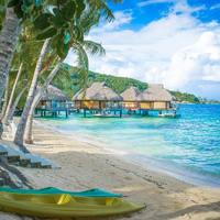 Tahiti - Moorea - Bora Bora by Air
