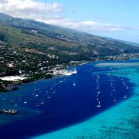 Sydney - Tahiti - Bora Bora by Air