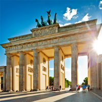 Berlin - Dresden - Hamburg by Train
