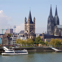 From the Rhineland to the Danube
