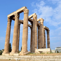 Athens - Heraklion - Rhodes Island by Air