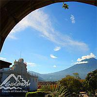 Guatemala City - Antigua