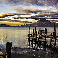 Guatemala City - Lake Atitlan
