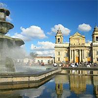 Guatemala City Getaway