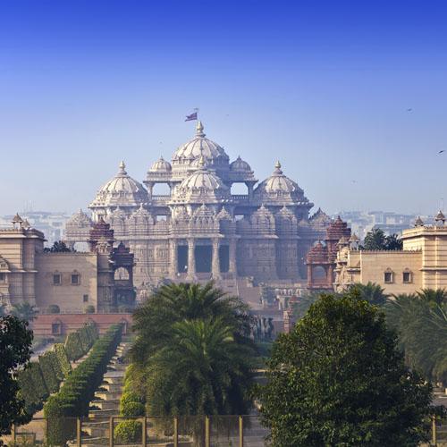 Delhi - Agra - Jaipur - Mumbai - Goa - Chennai