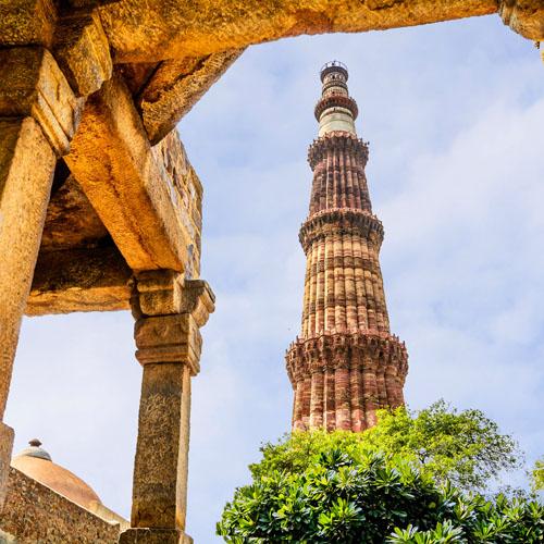Mumbai and Delhi by Air