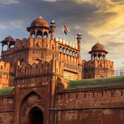 Delhi and Bangalore by Air