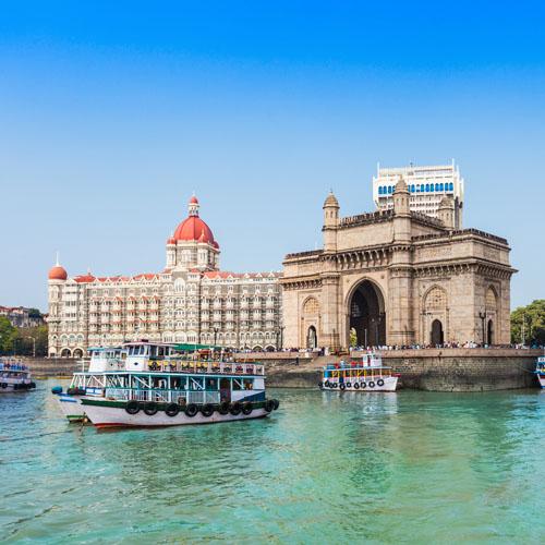 Mumbai - Chennai - Delhi by Air