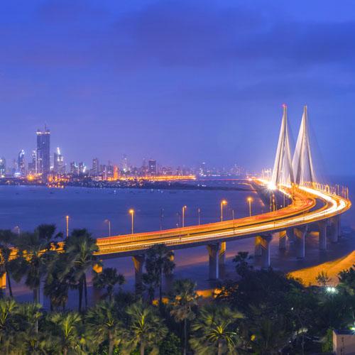 Mumbai - Goa - Delhi by Air
