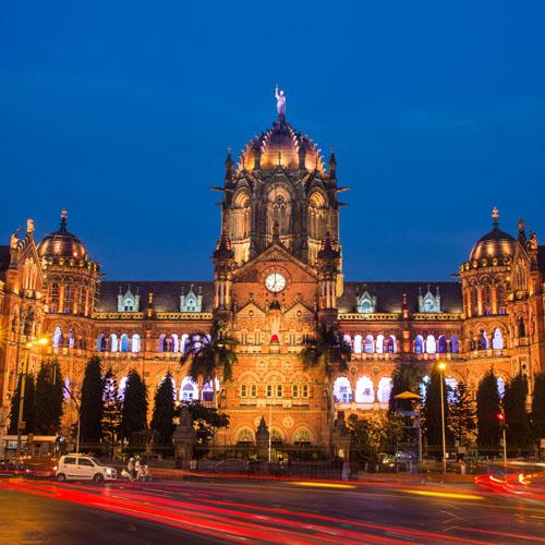 Delhi - Jaipur - Mumbai - Goa by Air