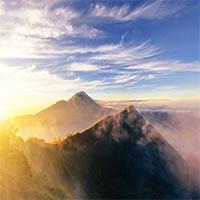 Medan - Jakarta - Labuan Bajo -  Bali by Air