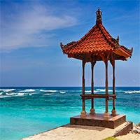 Bali - Singapore - Manila - Boracay by Air