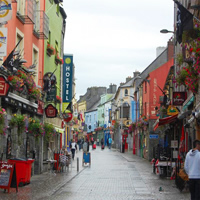 Dublin - Galway by Train