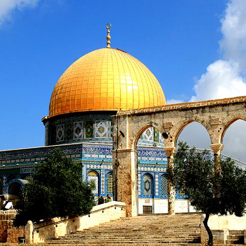 Tel Aviv - Jerusalem - Amman - Petra