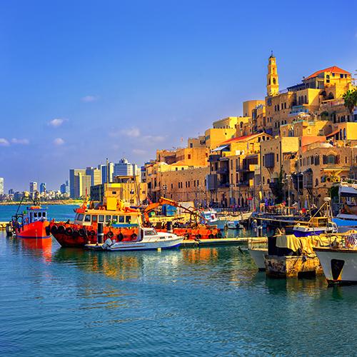 Jerusalem - Tiberias - Tel Aviv
