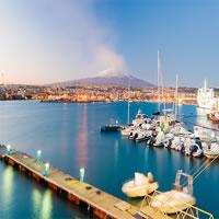Catania - Syracuse - Ragusa - Agrigento - Palermo (Self Drive)