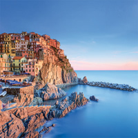 Rome - Cinque Terre - Florence by Train