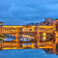Florence - Genoa - San Remo - Nice by Train