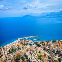 Palermo - Agrigento - Syracuse - Taormina (Self Drive)