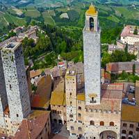 Tuscany and Lake Como