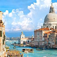 Venice - Lake Garda - Florence - Rome by Train