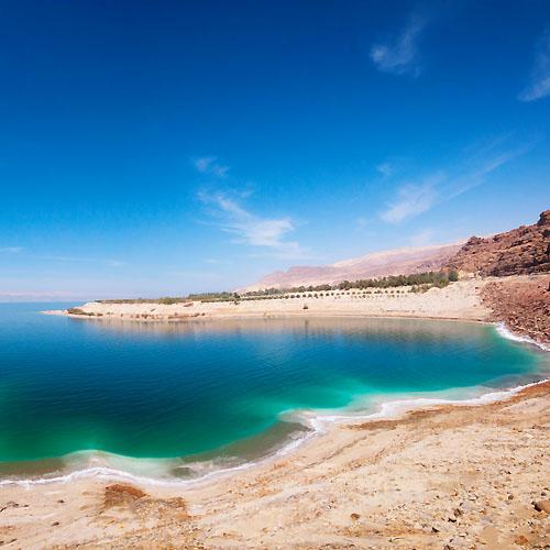Amman - Dead Sea - Wadi Rum - Aqaba