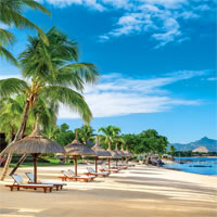 Seychelles and Mauritius by Air