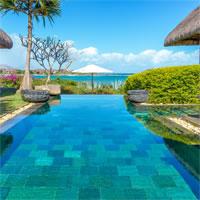 Dubai - Seychelles - Mauritius by Air