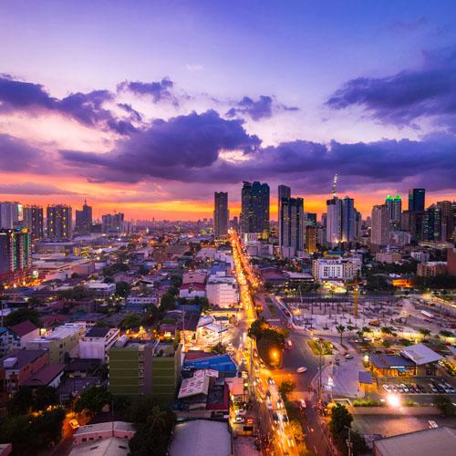 Manila - Cebu - Boracay by Air