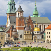 Krakow and Budapest by Air