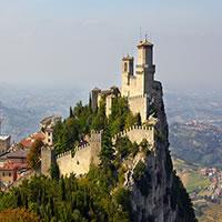 San Marino - Siena and Florence (Self Drive)