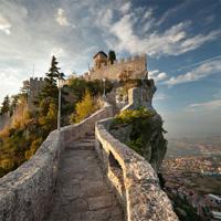 San Marino - South East Tuscany and Florence (Self Drive)
