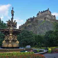 Edinburgh - Aberdeen - Inverness - Glasgow by Train