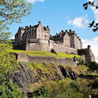 Edinburgh and Inverness by Train