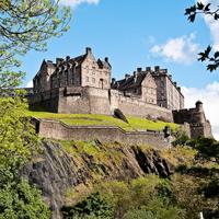 Edinburgh and Aberdeen by Train