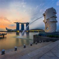 Singapore - Hong Kong - Hanoi - Hue -  Ho Chi Minh by Air