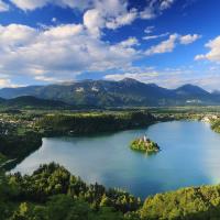 Zagreb and  Ljubljana - Lake Bled