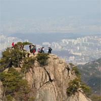 Seoul - Busan - Jeju - Shanghai - Beijing by Air