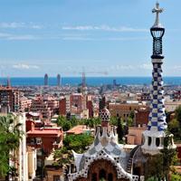 Barcelona - Madrid - Seville by Train