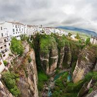 White Villages - From Seville to Granada (Self Drive)