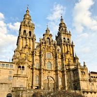 Santiago de Compostela and Madrid by Train