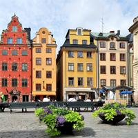 Stockholm Getaway