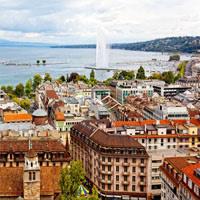 Geneva - Milan - Venice by Train